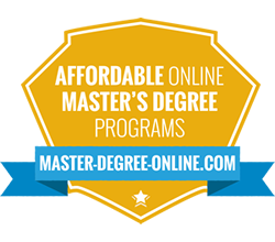 Affordable Online Master's Degree
