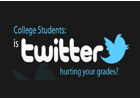 College Students - Is Twitter Hurting Your Grades?
